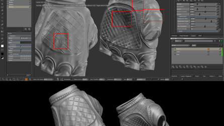 How to import displacement from ZBrush into Mari? | Foundry Community