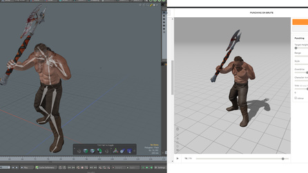 Mixamo Animation are not importing for FBX formats    Foundry Community
