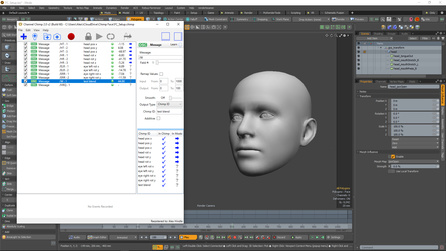 Face Cap to Channel Chimp: Blendshapes to Modo Morph Maps | Foundry