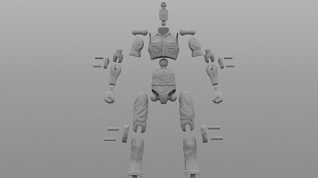 Me As 3d Printed Action Figure Foundry Community