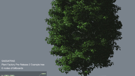 Billboarding textures for foliage, leaves etc | Foundry Community