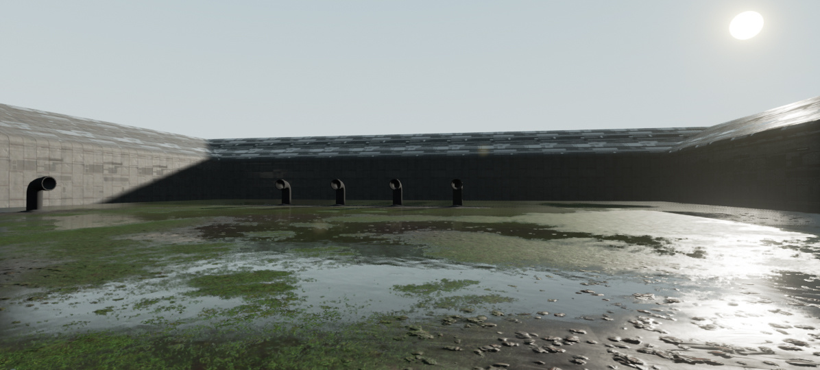 UE4 Wet ground (all Modo content) | Foundry Community