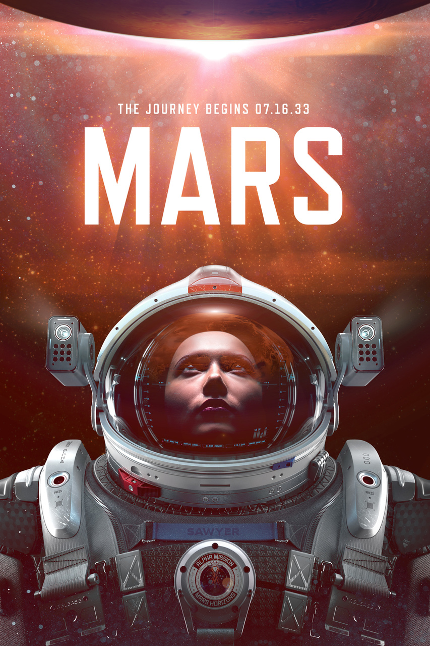 mars one 2033 - photo #24